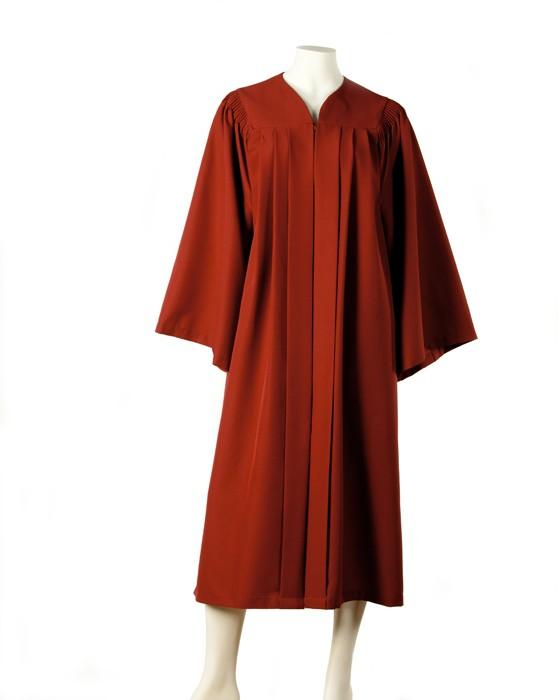 Graduation Gown - Maroon