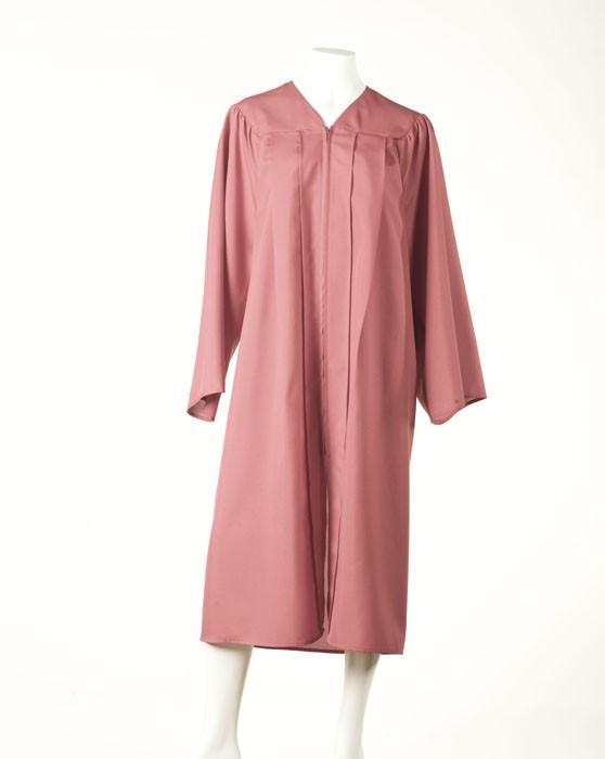 Graduation Gown - Peach