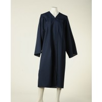 Graduation Gown - Navy Blue