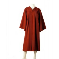 Graduation Gown - Maroon