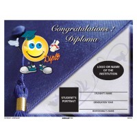 Diploma Scroll - Daycare to Kindergarten