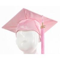 Graduation Cap - Pink