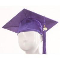Graduation Cap - Purple