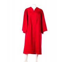 Graduation Gown - Red