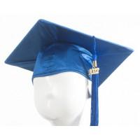 Graduation Cap - Royal Blue