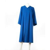 Graduation Gown - Royal Blue