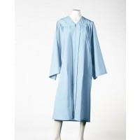 Graduation Gown - Sky Blue