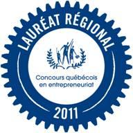 le premier prix régional de la catégorie Services aux entreprises